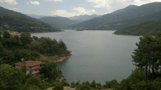 Alanya, Turkiet: New Dimdam lake