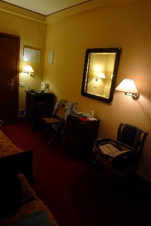 Hotel Agli Alboretti: Single room