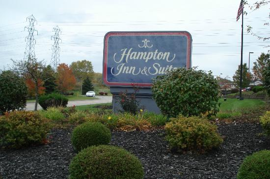 Hampton Inn and Suites Cleveland Independence: Goodbye