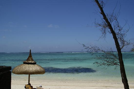 Ambre Mauritius: vue de la chambre