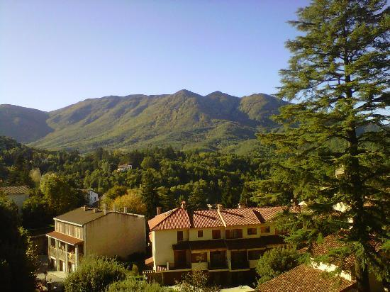Masia del Montseny Hotel: Vistas del Montseny