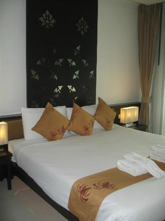 Ananta Burin Resort: Bed2