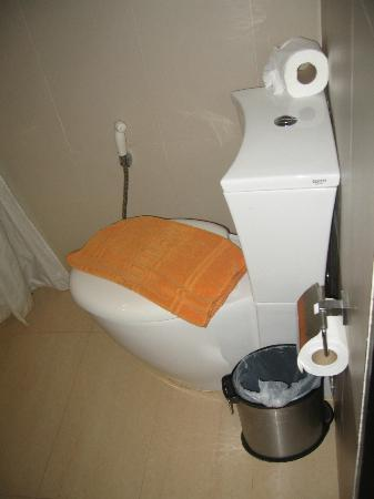 Ananta Burin Resort: Toilet