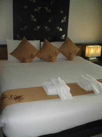 Ananta Burin Resort: Bed1