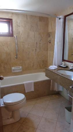 Holiday Inn Resort Batam: smallish bathroom