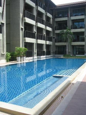 Ananta Burin Resort: Pool1