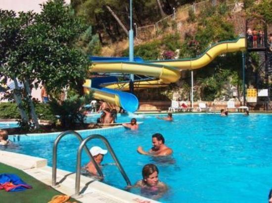 Pirlanta Hotel: Pool