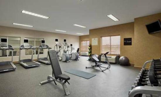 Homewood Suites by Hilton Cedar Rapids North: Fitness Center