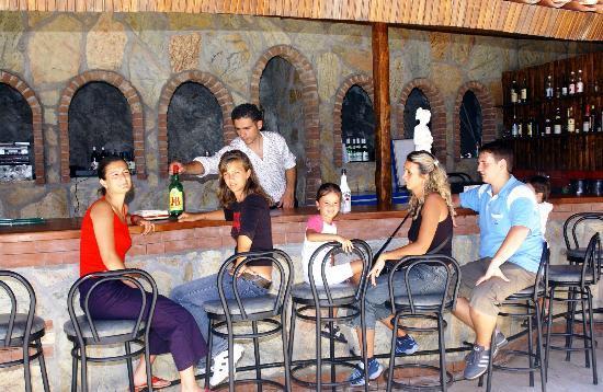 Pirlanta Hotel: Pool Bar