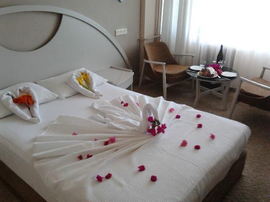 Pirlanta Hotel: Room