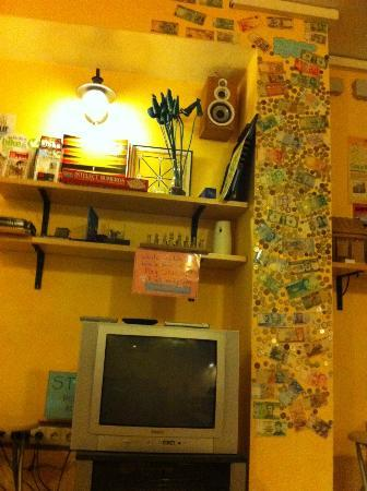 Backpackers BCN Casanova: front office
