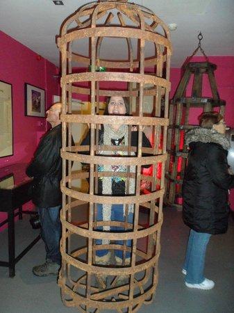 Musée de la torture : .