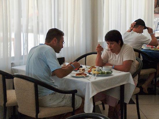 PIRLANTA HOTEL: Restaurant