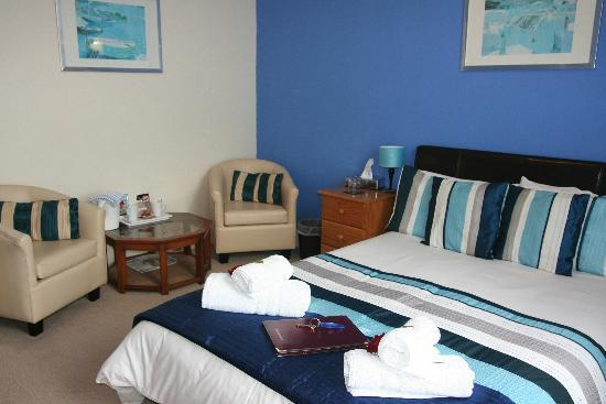 The Swiss Cottage Shanklin: Room 7 Large Double First Floor