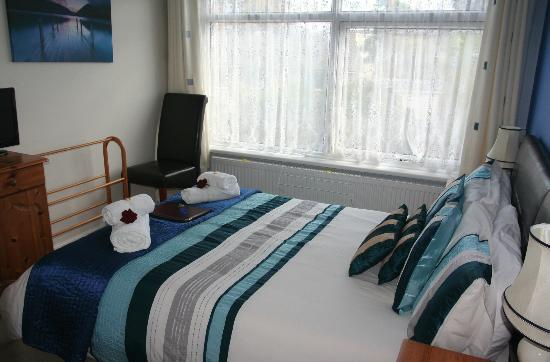 The Swiss Cottage Shanklin: Room 8 Double First Floor