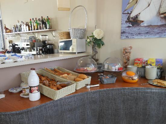 Evenia Platja Mar: Buffet du petit déjeuner
