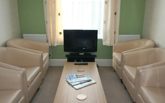 The Swiss Cottage Shanklin: TV Lounge First Floor