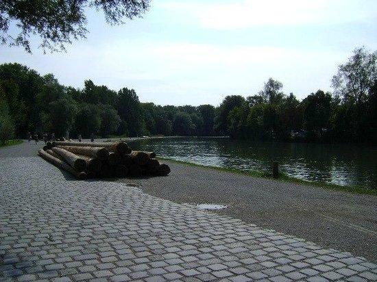 Tierpark Hellabrunn: Tierpark, Munich, Baviera, Alemania.