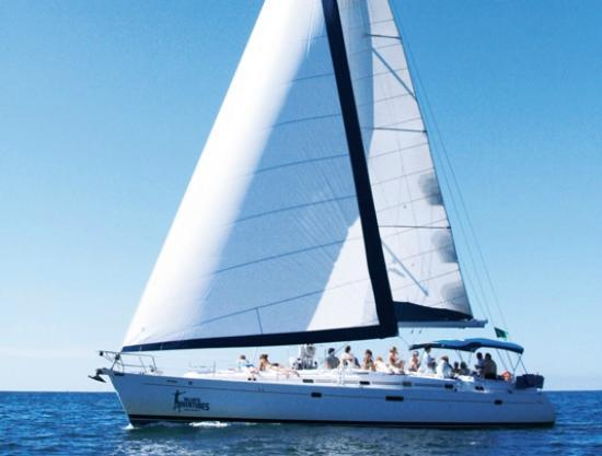 Punta de Mita, Mexico: Sailing Adventure