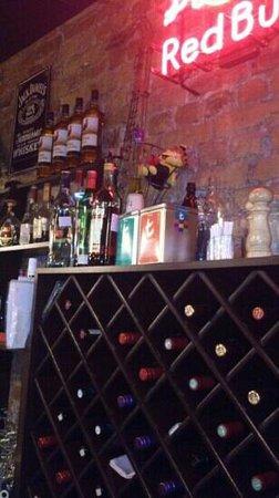 Bites Blues Club: bar ;)