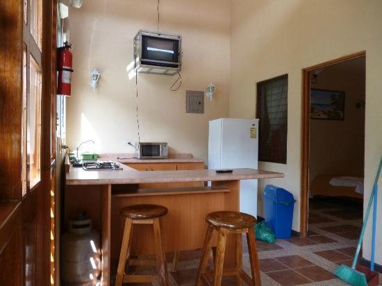 Villas Allen Puerto Viejo: Kitchen