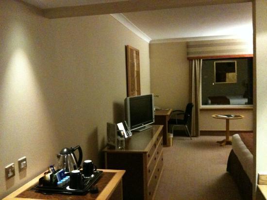 Hilton Glasgow: 4