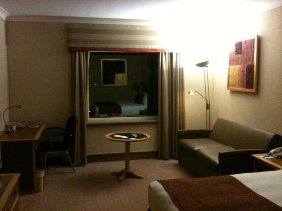 Hilton Glasgow: 7