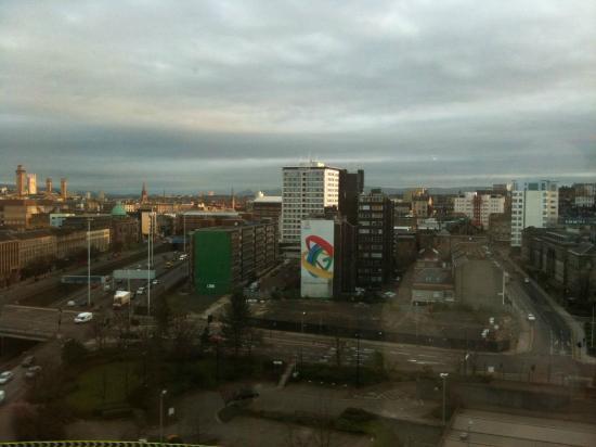 Hilton Glasgow: 8