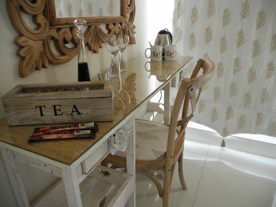 Villa Moringa Guesthouse: coffee