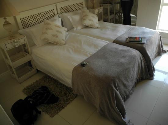 Villa Moringa Guesthouse: bed
