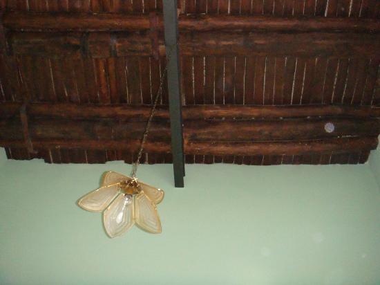 Il Viaggiatore B&B: View of the high ceiling original/interesting