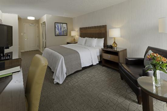 DoubleTree by Hilton Hotel Pittsburgh-Green Tree: Updated guest room