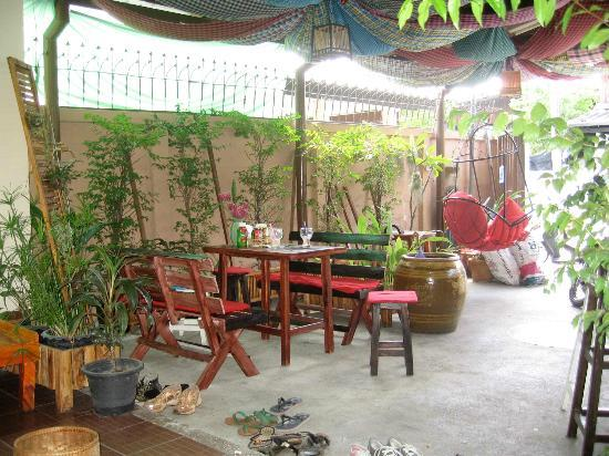 Thailandwow Guest House: Common area