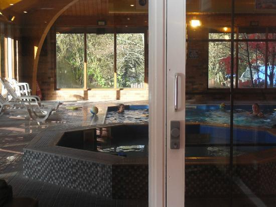 Parkdean - Tummel Valley Holiday Park: swimming pool
