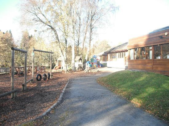 Parkdean - Tummel Valley Holiday Park: kids play area