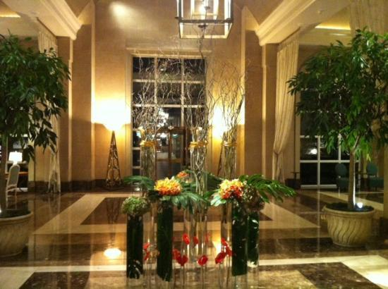 Hotel Crescent Court: Lobby