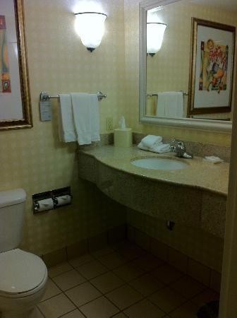 Hilton Garden Inn West Lafayette Wabash Landing: Room n. 304