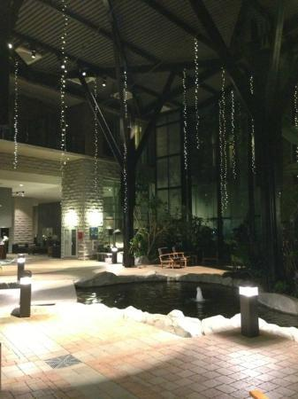 The Parkside Hotel & Spa: Lobby