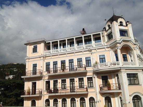 Villa Elena Hotel & Residences: vista dalla stanza 304