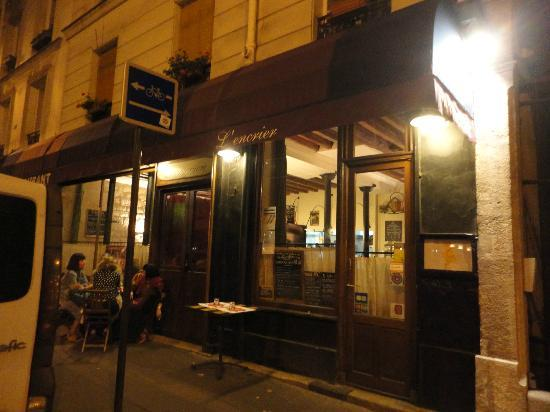 Photo of French Restaurant L'Encrier at 55 Rue Traversiere, Paris 75012, France