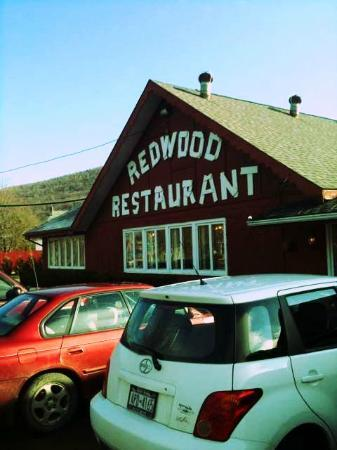 Redwood Restaurant: The Redwood
