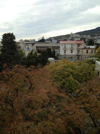 Villa Elena Hotel & Residences : vista ovest stanza 401