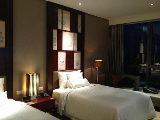 The Westin Beijing Chaoyang: Bedroom