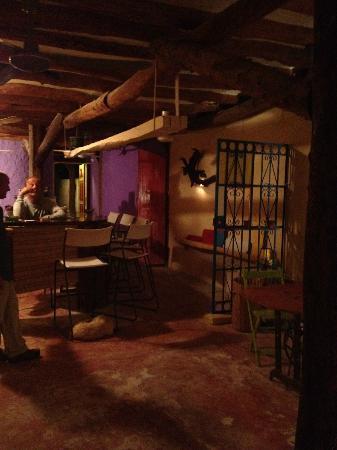 El Chapulim: Interior of restaurant