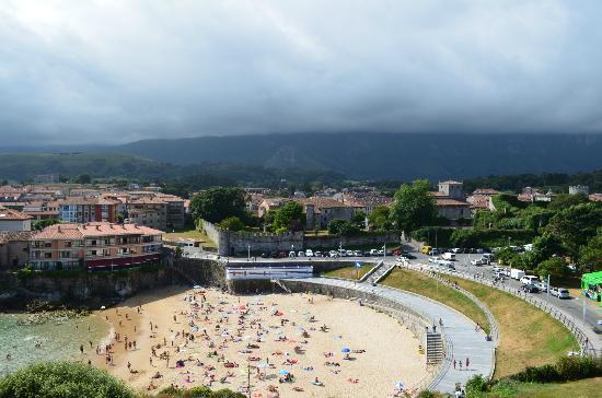 Hotel Don Paco: Playa del Sablón