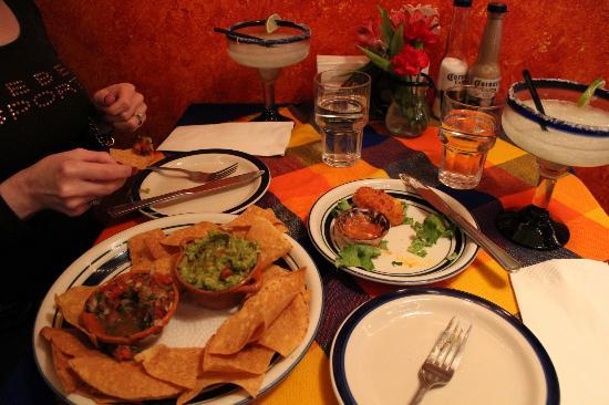 Sanchez Cantina: presentation is fantastic, on par with the quality of fare