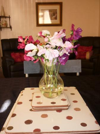 Farley Cottage: Nice personal touches