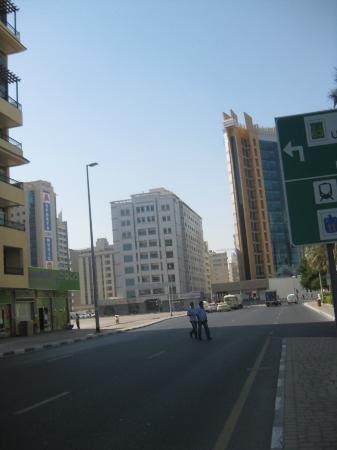 Star Metro Al Barsha: Hotel area