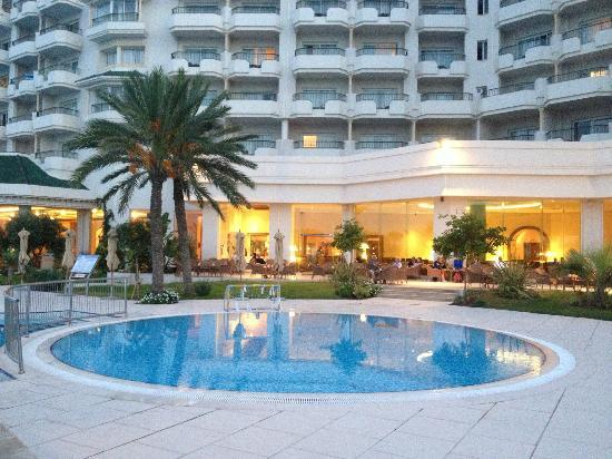 IBEROSTAR Royal El Mansour & Thalasso : pool