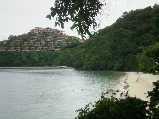 Cape Panwa Hotel : plage de l'hôtel